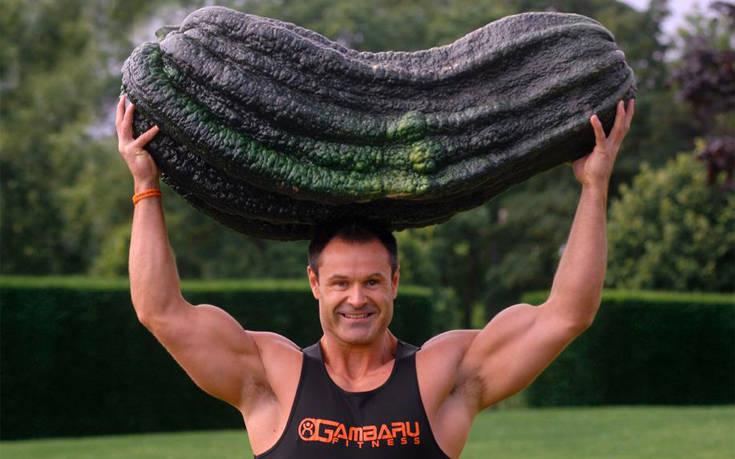 Λαχανικά γίγαντες