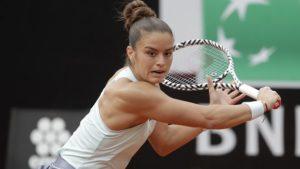 Πλήρωσε τα λάθη της η Σάκκαρη, αποκλείστηκε από τον 2ο γύρο του Ρολάν Γκαρός – Τένις