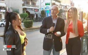 Αιθέριες υπάρξεις αναστάτωσαν τον Γιώργο Τσελίκα την ώρα του ρεπορτάζ – Newsbeast