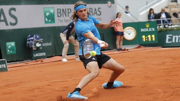 Τσιτσιπάς: Πέρασε χαλαρά στον δεύτερο γύρο του Roland Garros - Τένις