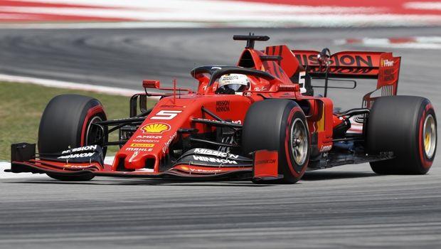 Η Ferrari δεν θα καταθέσει έφεση για τον Φέτελ - Formula 1