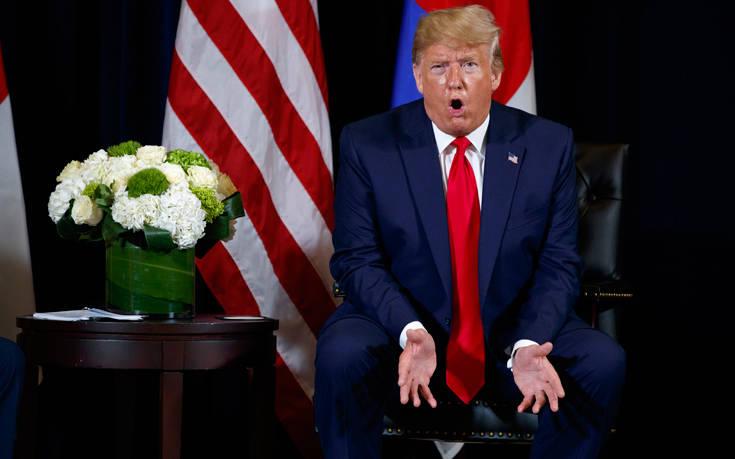Το CBS ετοιμάζει μια μίνι σειρά για τον Ντόναλντ Τραμπ – Newsbeast