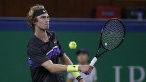 Shanghai Masters: Ο Ζβέρεφ απέκλεισε τον Φέντερερ - Τένις