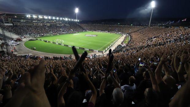 ΠΑΟΚ - Ολυμπιακός: Τρεις εισαγγελείς στη σύσκεψη για τα μέτρα ασφαλείας - Super League 1