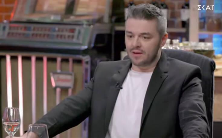 Ο Πέτρος Πολυχρονίδης θα έλεγε ναι στην παρουσίαση του Big Brotherγιατί «είναι καλή τηλεόραση»