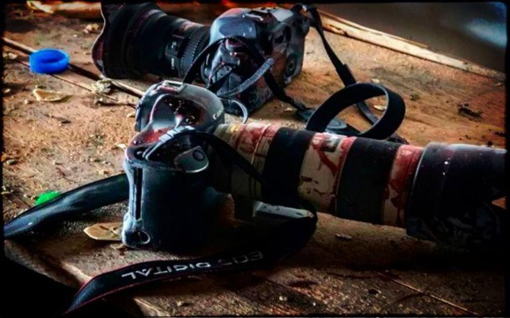 Υπερδιπλασιάστηκαν φέτος οι δολοφονίες δημοσιογράφων για «αντίποινα» σύμφωνα με την Επιτροπή Προστασίας Δημοσιογράφων