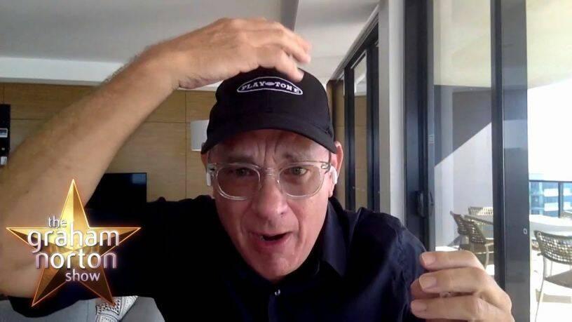 Ο Τομ Χανκς ξύρισε το κεφάλι του για ρόλο και δεν το απόλαυσε – Newsbeast