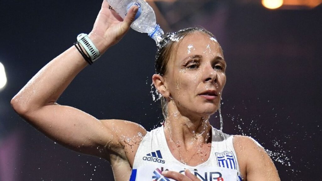 Ολυμπιακοί Αγώνες - Στίβος: Όγδοη η Ντρισπιώτη στα 20 χλμ βάδην, πρώτη η Αντονέλα Παλμιζάνο